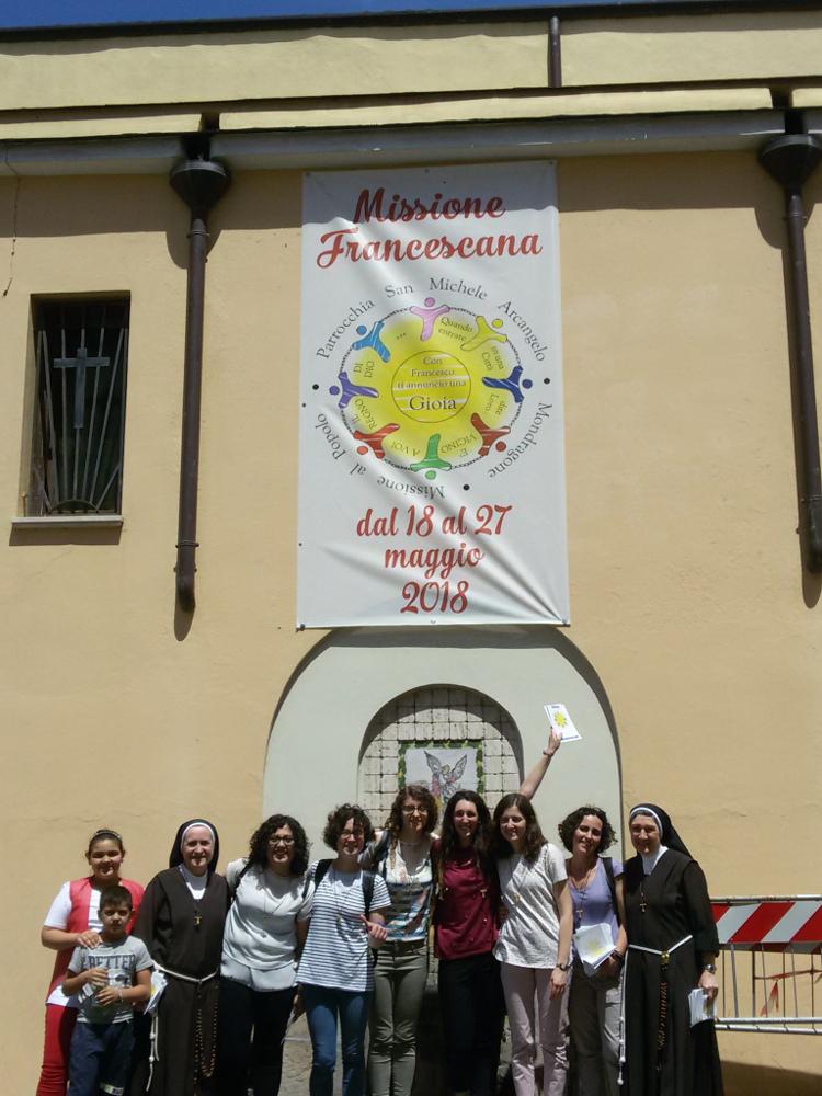 Missione Mondragone 2018