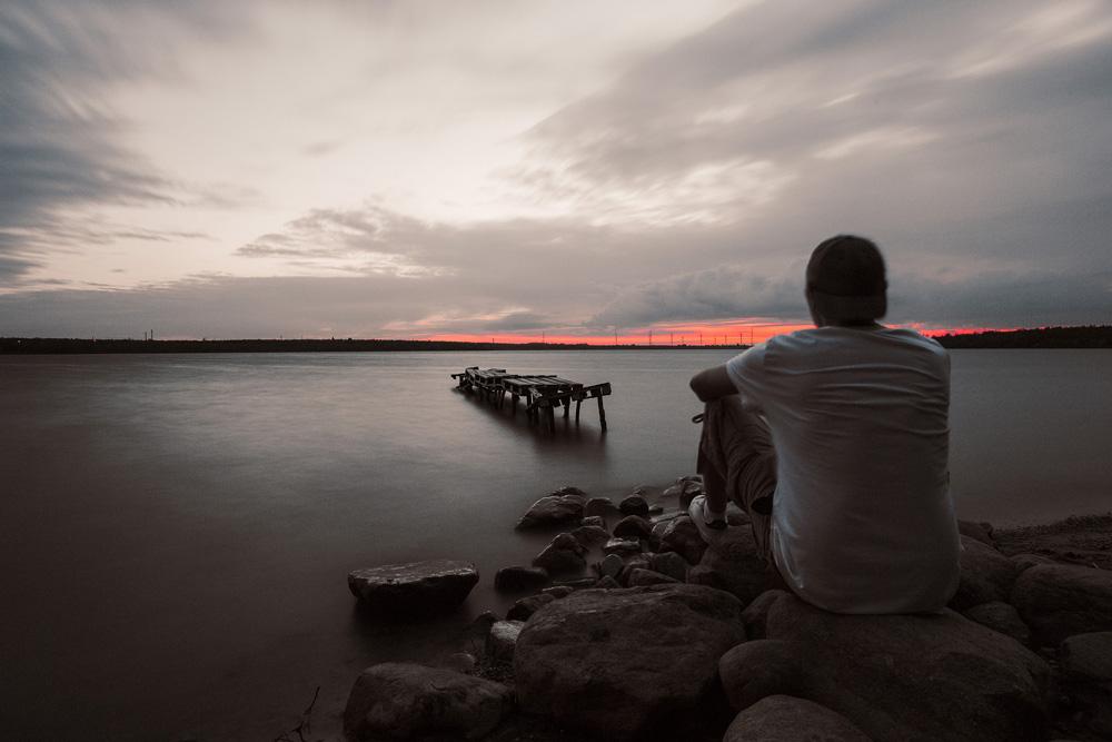 Solitudine e distacco dal mondo